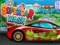 Игра Supercar Wash