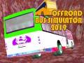 Spiel Offroad Bus Simulator 2019
