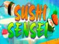Spēle Sushi Sensei