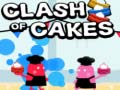 Clash of Cake קחשמ