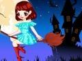 Παιχνίδι Magic Girl Dress Up