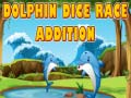Lojë Dolphin Dice Race Addition