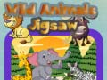 Игра Wild Animals Jigsaw