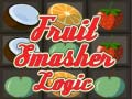 Igra Fruit Smasher Logic