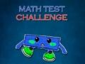 Igra Math Test Challenge