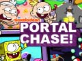 Spēle Nickelodeon Portal Chase!