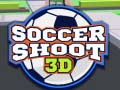 Spēle Soccer Shot 3D