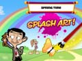 Spiel Spring Time Splash Art