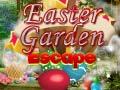 Lojë Easter Garden escape