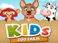 Kids Zoo Farm ﯼﺯﺎﺑ