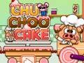 Spiel Chu Choo Cake