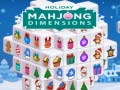 Lojë Holiday Mahjong Dimensions