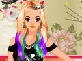 Игра Dip Dye Hair Makeover