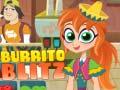 Spēle Burrito blitz