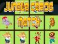Jungle Cards Match ליּפש