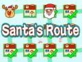 Spiel Santa's Route
