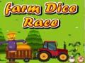 Spēle Farm Dice Race