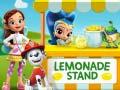 Lojë Lemonade stand