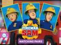 Fireman Sam Matching Pairs ליּפש