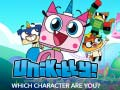 Igra Unikitty Which Character Are You