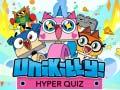 খেলা Unikitty Hyper Quiz