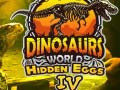 Hra Dinosaurs World Hidden Eggs Part IV