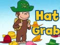 খেলা Curious George Hat Grab