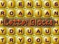 Letter Blocks קחשמ