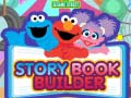 Spēle Sesame Street Storybook Builder