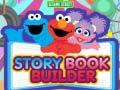 Igra Sesame Street Storybook Builder