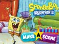 Permainan Spongebob squarepants make a scene