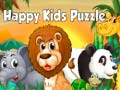 Cluiche Happy Kids Puzzle