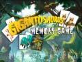 Hry Gigantosaurus Memory Game