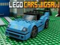 খেলা Lego Cars Jigsaw