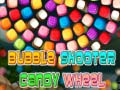 Spiel Bubble Shooter Candy Wheel