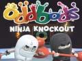 Игра Oddbods Ninja Knockout
