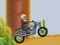 Motor Bike Hill Racing קחשמ