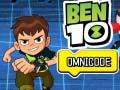 Spēle Ben 10 Omnicode