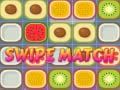 Spēle Swipe Match