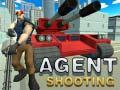 Spēle Agent Shooting