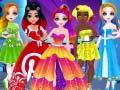Princesses Trendy Social Networks קחשמ