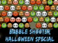 Spēle Bubble Shooter Halloween Special