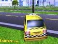 3d Taxi Racing קחשמ