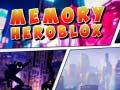 Spiel Memory Heroblox