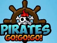Игра Pirate go go