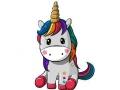 Spiel Cute Unicorn Memory
