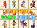 Spiel Halloween Board Puzzles
