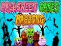 Igra Halloween Cakes Mahjong