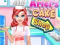 Spēle Ariel's Cake Shop