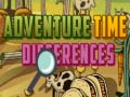 Spiel Adventure Time Differences